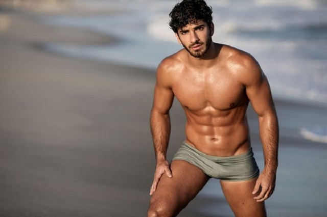 15 atores mais gatos do elenco de Segundo Sol: Hugo Moura